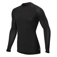 inov-8 AT/C MERINO LS black